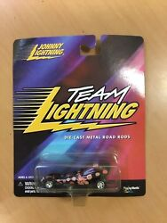 Johnny Lightning Team Lightning quot;Pink Pantherquot; 1:64 Diecast New $9.99