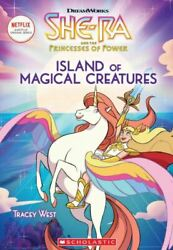 Island of Magical Creatures (She-Ra Chapter Book #2) (Paperback –2019) r