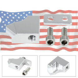 Aluminium Alloy Automotive Intake Manifold Repair Bracket Kit for Audi