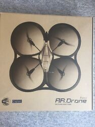 AR Parrot Drone 1.0 Quadcopter Air Base Flying Video Game New Battery $65.99