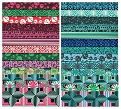 OOP - TRUE COLORS - 26 fat quarter bundle FULL COLLECTION by Amy Butler