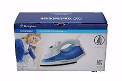Westinghouse NEW 220V Steam Iron 220-240 Volt For Overseas Use Only