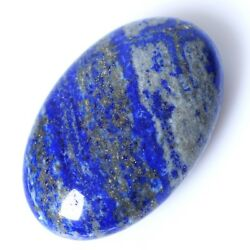 Natural Lapis Lazuli Palm Rock Stone Crystal Healing Reiki Polished Paperweight