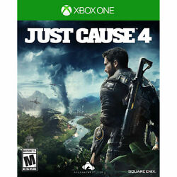 Just Cause 4 USED SEALED Microsoft Xbox One 2018 $11.99