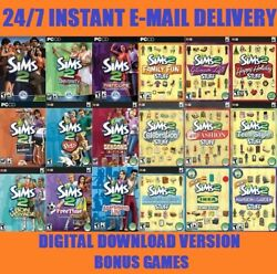 The Sims 2 Full Collection 18in1  Digital Download Account  Multilanguage