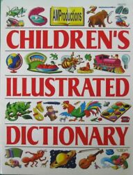 Children#x27;s Illustrated Dictionary NEW Kids educational amp; fun book 48 pages $5.99