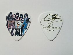2019 End Of The Road KISS Photo Gene Simmons Concert Guitar Pick