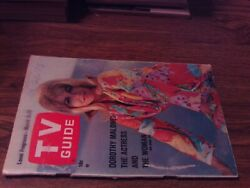 T.V. GUIDE MAR 11-17 1967 DOROTHY MALONE ACTRESS & WOMAN