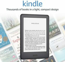 All-new Kindle - Now with a Built-in Front Light (10th Generation-2019) 2 Colors $86.99
