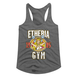 Masters of the Universe She-Ra Etheria Gym Women's Tank Top 1985 Princess Adora