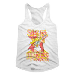 Masters of the Universe She-Ra Princess of Power Women's Tank Top Adora Etheria