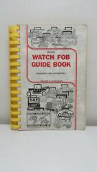 Hoover: Second Watch Fob Guide Book 1st 1983