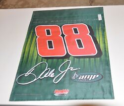 Dale Earnhardt Jr. #88 Amp Energy Flag Car Flag