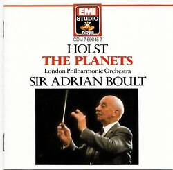 Gustov Holst: The Planets