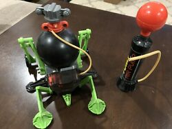 Vintage Space Pets TOMY HOOMDORM Air Robot toy High-Hopping 1982
