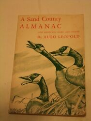 A Sand County Almanac and Sketches Here and There by Aldo Leopold (1972 PB