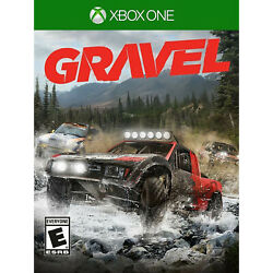 Gravel Xbox One Brand New $8.70