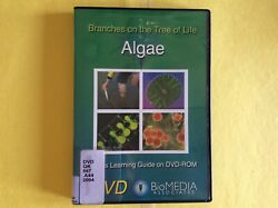 ALGAE BRANCHES ON THE TREE OF LIFE DVD FREE SHIP