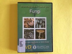 FUNGI BRANCHES ON THE TREE OF LIFE DVD FREE SHIP