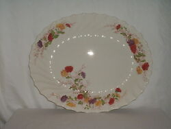 Copeland Spode Fairy Dell Large 17