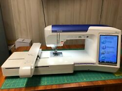 Brother Quattro Innovis 6000D Disney SewingEmbroidery Machine