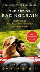 The Art of Racing in the Rain Movie Tie-in Edition: A No (M.M.Paperback-2019) r