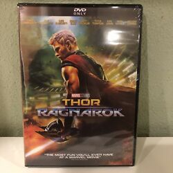 Thor: Ragnarok DVD New Bundle Marvel Movies Sealed