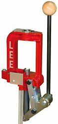 NEW - LEE PRECISION Breech lock Challenger Press (Red) Size 1-(Pack)