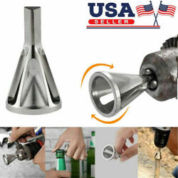1PC Stainless Steel Deburring External Chamfer Tool Remove Bur Tool Drill Bit US $4.36