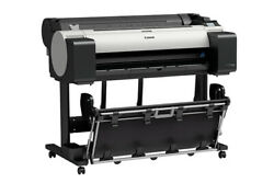 Canon TM-305 36 Poster Printer Plotter 5 color pigment Architectural Drawings $4,995.00