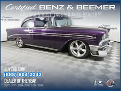 1956 Chevrolet Bel Air150210  1956 Chevrolet Bel Air Coupe BLT BY RENOWNED CUSTOM BUILDER RICH BLEVINS Classic