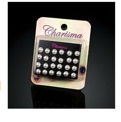 Pearl Stud Earrings Gift Set For Women Hypoallergenic Composite Faux Pearl Pack