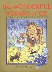 The Wonderful Wizard of Oz Books of Wonder Paperback GOOD $3.86