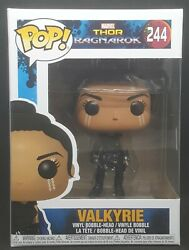 Funko Pop + Protector! Marvel #244 Thor - Valkyrie