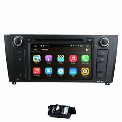 Android 9.0 Car in Dash Radio DVD GPS WiFi DSP TPMS for BMW 1 Series E81 E82 E88