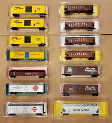 N Scale Atlas amp; Roundhouse Assorted Freight Cars Use Drop Down Menu To Select $12.97