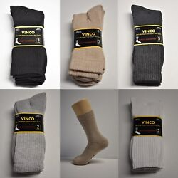 3 12 PAIR MID WEIGHT ATHLETIC SPORTS COTTON CREW WORK SOCKS MENS SIZE 9 11 10 13 $15.99