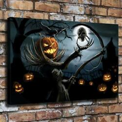 Halloween HD Canvas print Painting Home Decor Picture Room Wall art  16