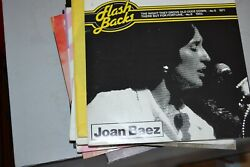 JOAN BAEZ     THE NIGHT THEY DROVE OLD DIXIE DOWN    THERE BUT FOR FORTUNE  7