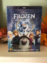 Frozen DVD (2014) Disney Movie Sealed Free Shipping Brand New DISNEY