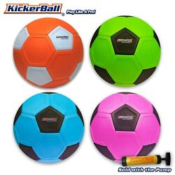 Kickerball - Curve and Swerve Soccer BallFootball Toy - Kick Like The Pros