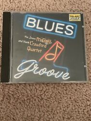 Blues Groove by Jimmy McGriff & Hank Crawford (CD 1996 Telarc)