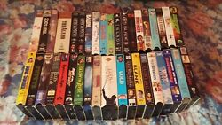 Pick Any Box Lot Of 10 Vhs Or Blank Tapes You Want