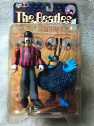 The Beatles Yellow Submarine Mcfarlane Toys Action Figures 1999  (NIP)