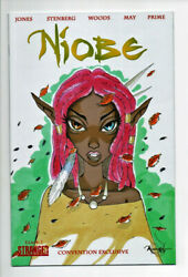 Niobe She is Life 1 Convention Exclusive  Stranger Comics Unread Unopened