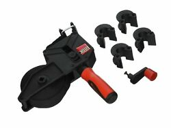 Bessey VAS-23+2K Vario Angle Strap Clamp Black with red handle