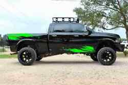 Mud splash vinyl rear bed side graphics decals offroad stickers for TRUCK  SUV