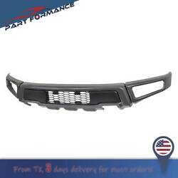 Steel Raptor Style Front Bumper Reinforcement Grey fit Ford F-150 2015-2017