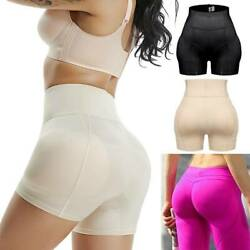 Invisible Butt Lifter Booty Enhancer Padded Control Panty Body Shaper Pad Briefs $23.79