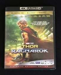 Thor Ragnarok (4K UHD Blu-ray) No Blu-ray or Digital